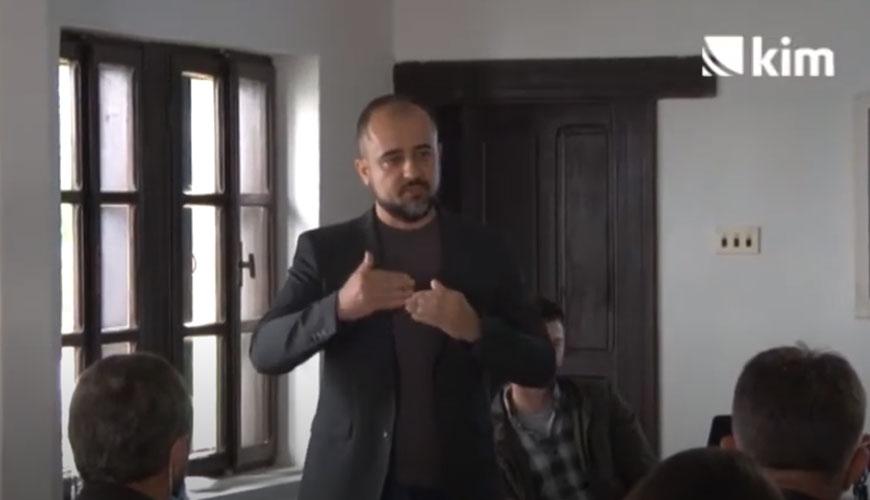 Предавање о нематеријалном културном наслеђу Срба на Косову и Метохији