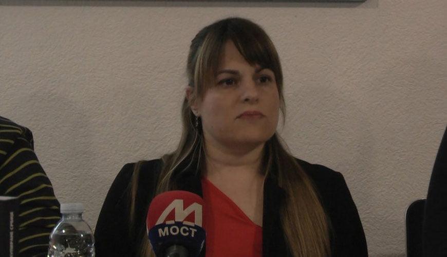 Промоција монографије др Милутина Живковића у Дому културе у Грачаници